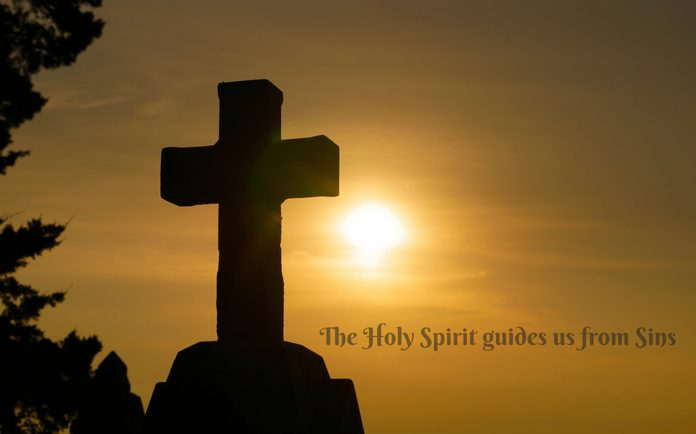 Holy spirit guides us